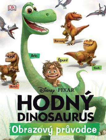 Disney Walt: Hodný dinosaurus - Obrazový průvodce