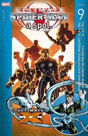 Bendis Brian Michael: Ultimate Spider-man a spol. 9