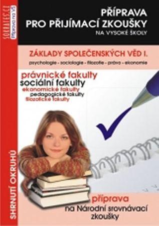 David Roman: Základy společenských věd - I. díl - 2. vydání