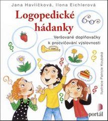 Havlíčková Jana, Eichlerová Ilona,: Logopedické hádanky