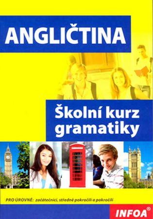 Manko Elzbieta: Angličtina - školní kurz gramatiky