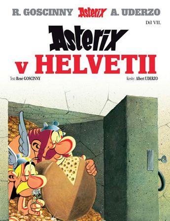 Goscinny R., Uderzo A.,: Asterix 7 - Asterix v Helvetii