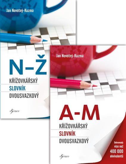 Novotný-Kuzma Jan: Křížovkářský slovník dvousvazkový
