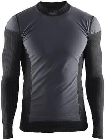 Craft moška športna majica AX2.0 WS LS, S, črna