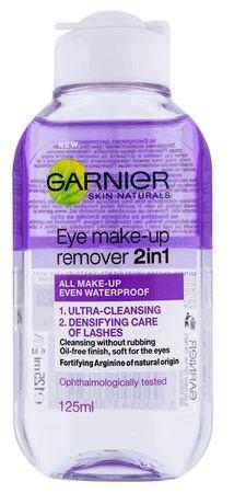 Garnier odstranjevalec ličil Skin Naturals 2v1, 125 ml