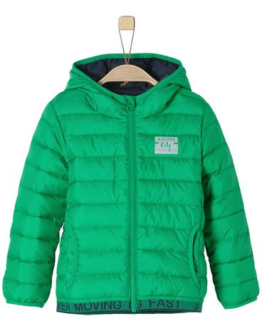 s.Oliver Fiú kabát 98 zöld  8221baf441