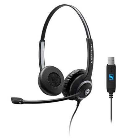 Sennheiser slušalke SC 260 USB