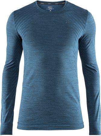Craft koszulka sportowa męska Fuseknit Comfort LS Blue XXL