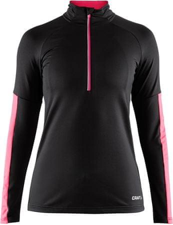 Craft ženska športna majica Prep, M, črn
