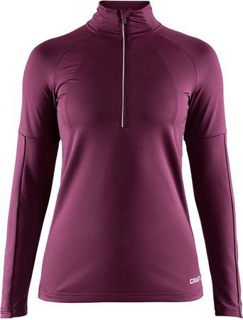 Craft ženska športna majica Prep, L, vijolična