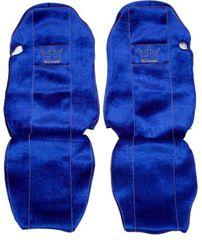 F-CORE Potahy na sedadla CS13 BD, modré