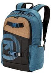 MEATFLY unisex modrý batoh Basejumper 4