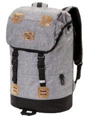 MEATFLY unisex šedý batoh Pioneer 3