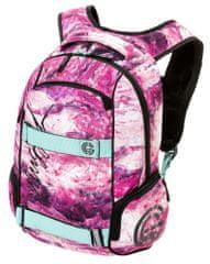 Nugget dámský růžový batoh Bradley 2