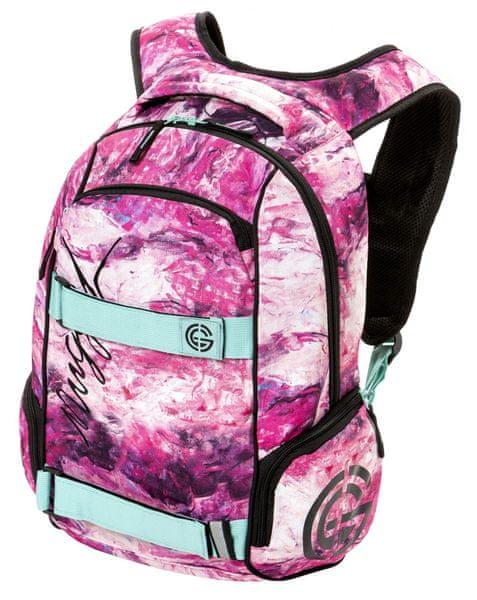 4e2e44f8783 Nugget dámský růžový batoh Bradley 2