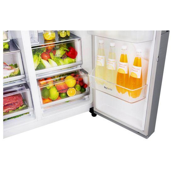 LG GSI961PZAZ hűtőszekrény