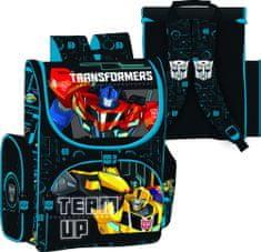 St.Majewski tornister szkolny Transformers 16''
