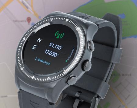 b4ac0d20c73 Forever SW-500 Chytré hodinky – černé