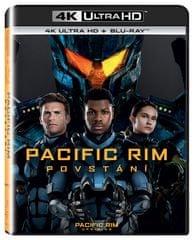 Pacific Rim: Povstání (2 disky) - Blu-ray + 4K ULTRA HD