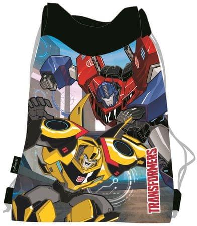 St.Majewski worek szkolny Transformers