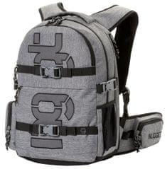 Nugget unisex šedý batoh Arbiter 4