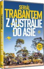Trabantem z Austrálie do Asie (seriál, 2DVD)   - DVD