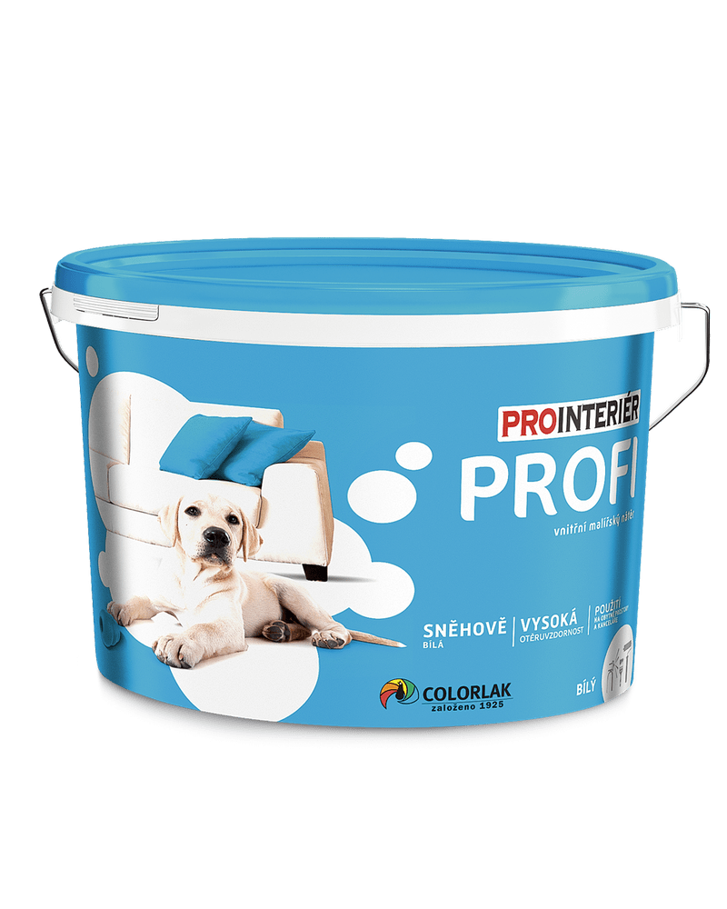 COLORLAK PROFI V2099, Bílá C0100, 5 kg