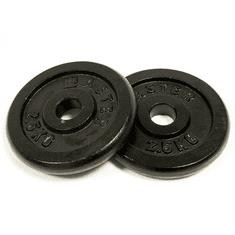 Master kotouč 2,5 kg kov (pár)