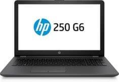 HP prenosnik 250 G6 i3-7020U/8GB/SSD256GB/15,6FHD/W10P (4BC85EA#BED)
