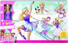 Mattel Barbie kalendarz adwentowy