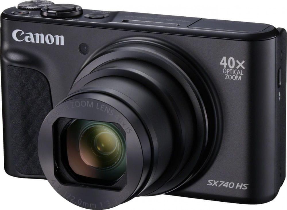 Canon PowerShot SX740 Black