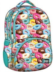St.Majewski Studentský batoh Donuts