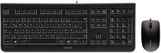 Cherry set klávesnice a myši DC 2000, CZ, černá (JD-0800CS-2)