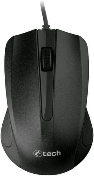 C-Tech WM-01, černá (WM-01BK)