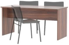 Stůl jednací SJH112 švestka