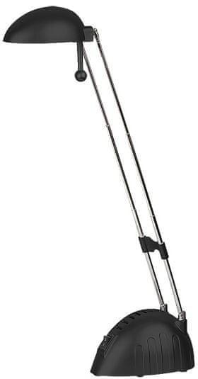 Rabalux Stolní LED lampa RONALD, LED 5W, 230V černá