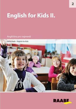 kolektiv autorů: English for kids II.