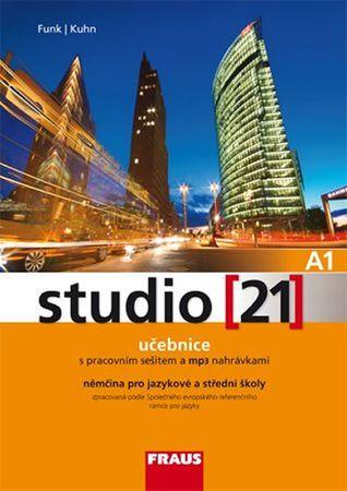 Funk Hermann, Kuhn Christina,: Studio 21 A1 - UČ + PS + mp3