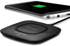 Spigen Essential F301W Wireless Charger, black000CH20727
