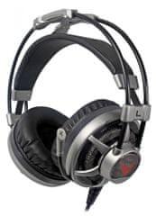Omega gaming slušalke z mikrofonom VARR OVH4060G, črne