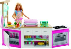 Mattel Barbie - Álom konyha