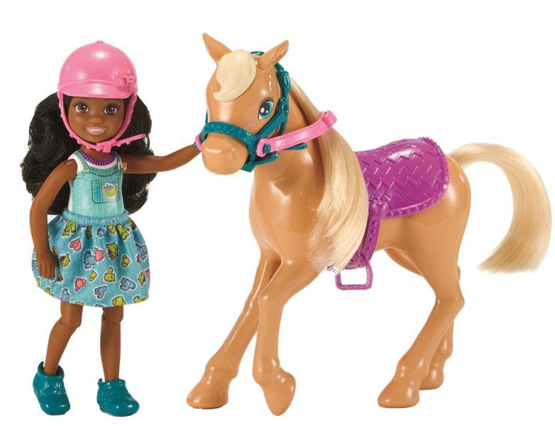 Mattel Barbie Chelsea s poníkem