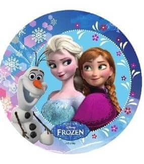 Florensuc Jedlý papír Elsa, Anna a Olaf - 21cm