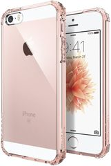 Spigen Crystal Shell, rose crystal- iPhone SE/5s/5 041CS20178