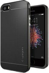 Spigen Neo Hybrid, gunmetal - iPhone SE/5s/5 041CS20184