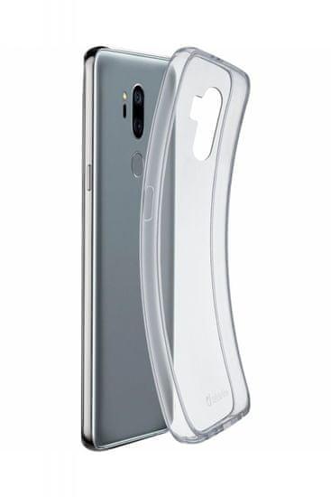 CellularLine gumijast ovitek Fine za LG G7, prozoren
