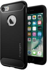 Spigen Rugged Armor, black - iPhone 7/8 042CS20441