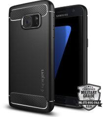 Spigen Rugged Armor, black - Galaxy S7 555CS20007