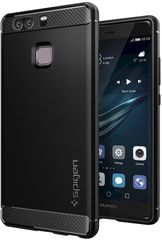 Spigen Rugged Armor, black - Huawei P9 L06CS20376