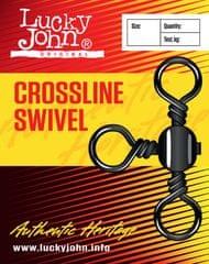LUCKY JOHN Obratlík Crossline Swivel 008